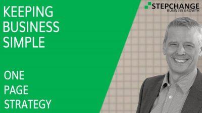 Mark Marsh ACA Business Strategy
