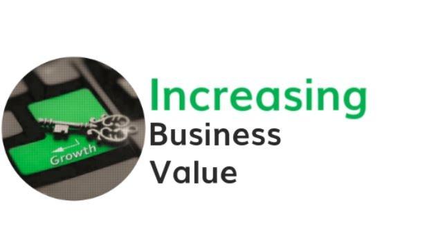 Increasing Business Value